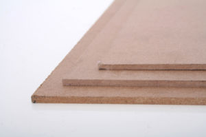 Raw MDF/Plain MDF/Solid MDF pictures & photos
