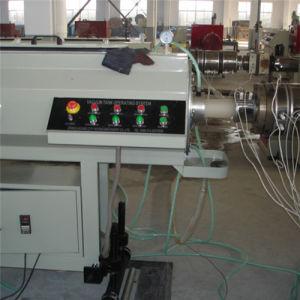 20-110mm PE Plastic Pipe Productionl Ine pictures & photos