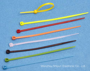 Self-Locking Cable Ties 250 X 4.8mm pictures & photos