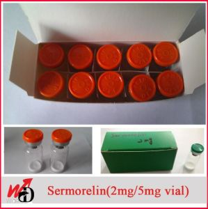 Legit Peptides Sermorelin (2mg/vial) to Gain Weight and Build Muscle pictures & photos