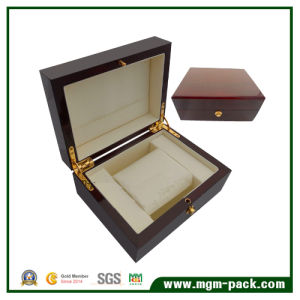 High End Custom Packing Wooden Watch Box pictures & photos