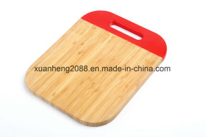 Kitchen Accessories Bamboo Cutting Board pictures & photos