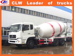 Dongfeng 6*4 Concrete Mixer Truck for 8cbm Concrete Mixer Truck pictures & photos