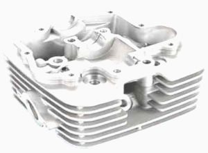 GS125 Motorcycles Engine Cylinder Head