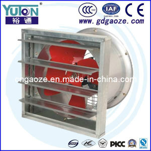 Low Noise Duct Axial Fan with Shutter (SF-G) pictures & photos