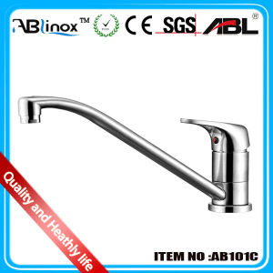 Stainless Steel 304# Kitchen Faucet (AB101C)