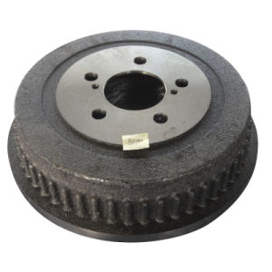Supply Brake Drum Passed Ts/ISO Verification, Amico 80100, OE 5019407AA