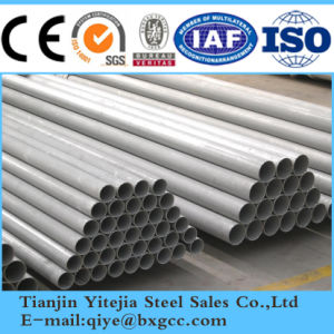 Welded Stainless Steel Tube 321 pictures & photos