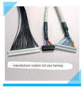 Wholesale LED Screen Display LCD Wire Harness pictures & photos