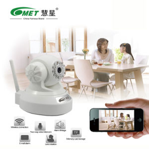 720p P2p Megapixel HD WiFi IP Camera Wireless PTZ Camera pictures & photos