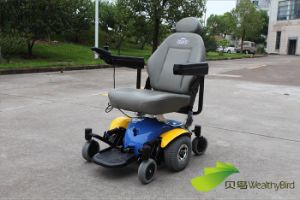 Electric Wheelchair for Disabled T408A pictures & photos