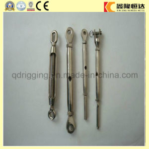 M16 Construction DIN1480 Turnbuckle with Eye and Hook pictures & photos