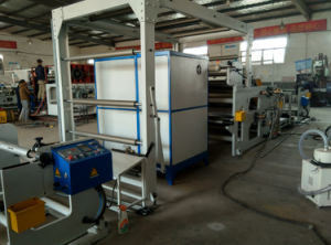 Hot Melt Adhesive Double Side Self-Adhesive Labeling Coating Machine pictures & photos
