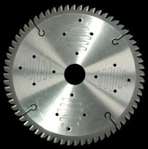 Tct Saw Blade for Wood, Aluminium, Iron (professional type) pictures & photos