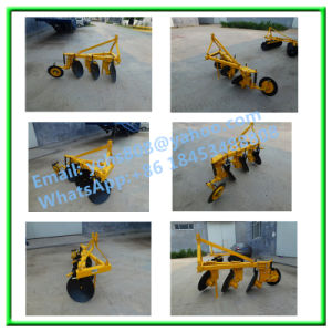 Agricultural Machinery Driven Disc Plow with Yto Tractor pictures & photos