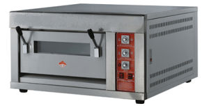 Digital Control Gas Heat Pizza Oven pictures & photos
