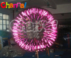 New Design Inflatable Shinning Zorb Ball pictures & photos