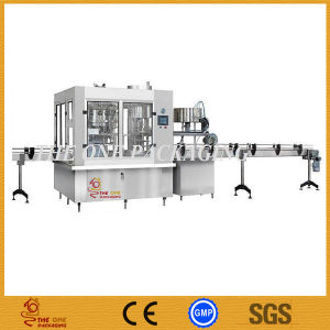 2014 Hot Sale Bottle Filling and Capping Monoblock Machine