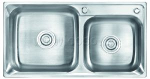 Stainless Steel Kitchen Sinks Ub3068 pictures & photos