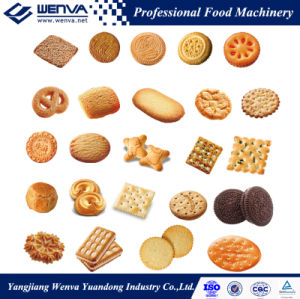 Multi-Purpose Full Automatic Biscuit Making Machine pictures & photos