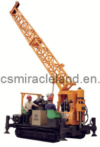Crawler Mounted Mobile Water Well, Mining Exploration, Core Drilling Rig (XY-4L) pictures & photos