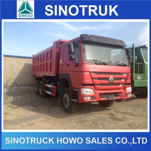 Sinotruk HOWO 25ton Dump Truck pictures & photos