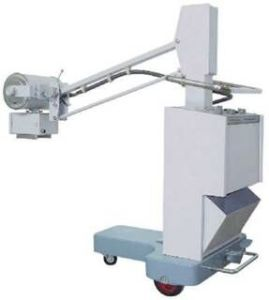 Med-X-L102 50mA Mobile X-ray Machine pictures & photos