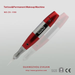 Permanent Makeup Tattoo Machine (zx11-90) OEM pictures & photos