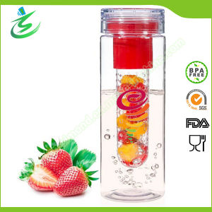 26 Oz BPA Free Customized Fruit Infusion Water Bottle pictures & photos