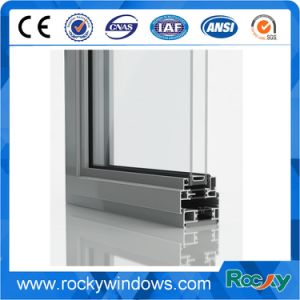 Rocky Beautiful Design Aluminum Extrusion Profile pictures & photos