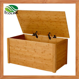 Large Size Bamboo Storage Box / Storage Container pictures & photos