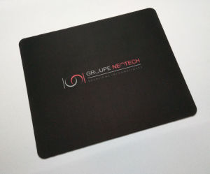 Custom Logo Cheap Rubber Mousepad for Company Promotional Gifts pictures & photos