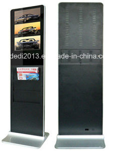 22 Inch Ultra-Thin LCD Newspaper Advertising Machine/Advertising Player pictures & photos