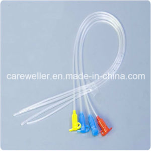 Disposable PVC Nasogastric Feeding Tube pictures & photos