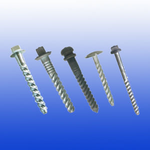 Screw Spike for Wooden Sleeper (High Tension Screw Spike) pictures & photos