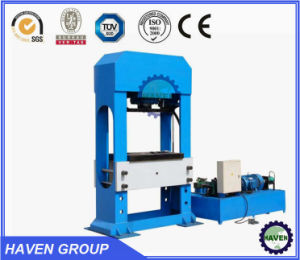 HP-100 hydraulic press brake hydraulic shop press pictures & photos