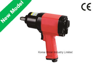 """Pneumatic 3/4"""" (1"""") Composite Impact Wrench Ui-1303b pictures & photos"""