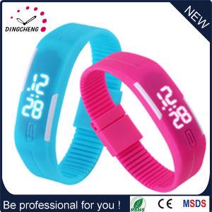 2015 New Fashion Silicone Wrist Bracelet Watch LED Wholesale (DC-1280) pictures & photos