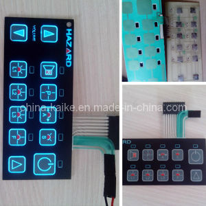 Membrane Switch with LED Backlight (KK-2012) pictures & photos