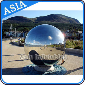 Popular Inflatable Sliver Mirror Balloon for Decoration pictures & photos