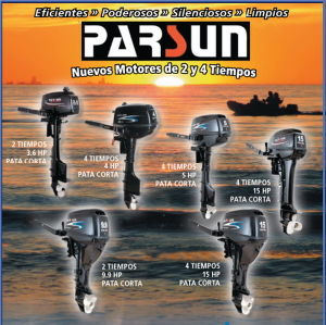 Parsun 15HP 4-Stroke Ouboard Motor / Electric Start & Long Shaft / F15bwl pictures & photos