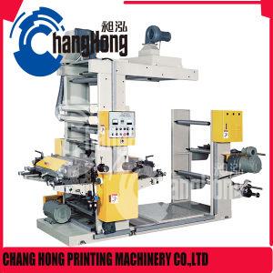 2 Colour Flexo Printing Press Machine (CH802-1400F) pictures & photos