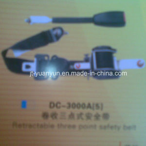 Retractable Three-Point Seat Belts (DC3000A5) pictures & photos