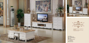 Royal Style TV Stand Coffee Table (B07) pictures & photos