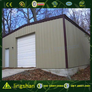 Steel Building with SGS Certification (L-S-075) pictures & photos