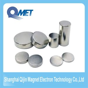 Various Specification Strong Neodymium Cylinder Magnet