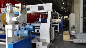 Textile Heat-Setting Stenter Machine for Textile Finishing pictures & photos