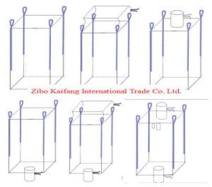 Factory Direct Sale Side Seam Loop Big Bag (KF2131)