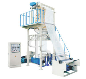 HDPE-LDPE Dual-Purpose Film Blowing Machine pictures & photos