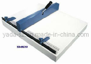 Manual Creasing Machine (YD-HC18) pictures & photos
